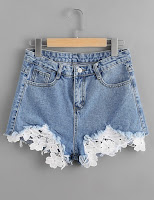 http://fr.shein.com/Contrast-Crochet-Frayed-Hem-Denim-Shorts-p-358767-cat-1912.html?utm_source=melimelook.fr&utm_medium=blogger&url_from=melimelook