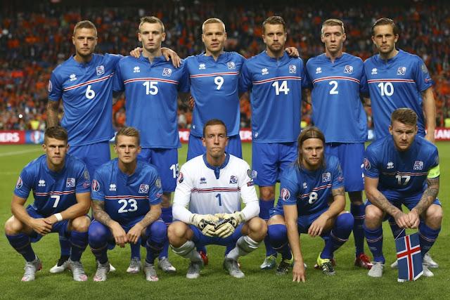 Guia da Euro 2016: Islândia
