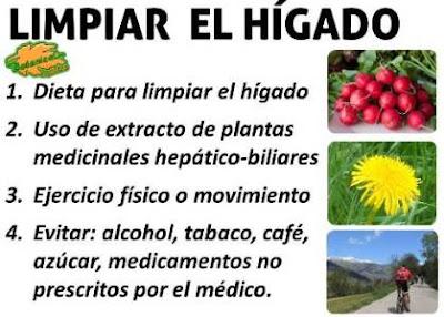 Essays limpieza hepatica