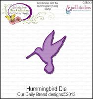 ODBD Custom Hummingbird Die