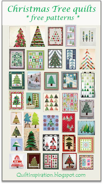Quilt Inspiration Free Pattern Day Christmas Quilts Part 40 Trees Interesting Free Quilting Patterns