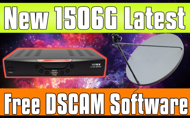 New 1506G Latest Free DSCAM Software by Jam Receivers - Jam Receivers