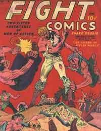 Fight Comics Comic