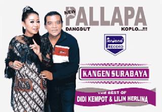 Lirik Lagu Kangen Surabaya - Didi Kempot