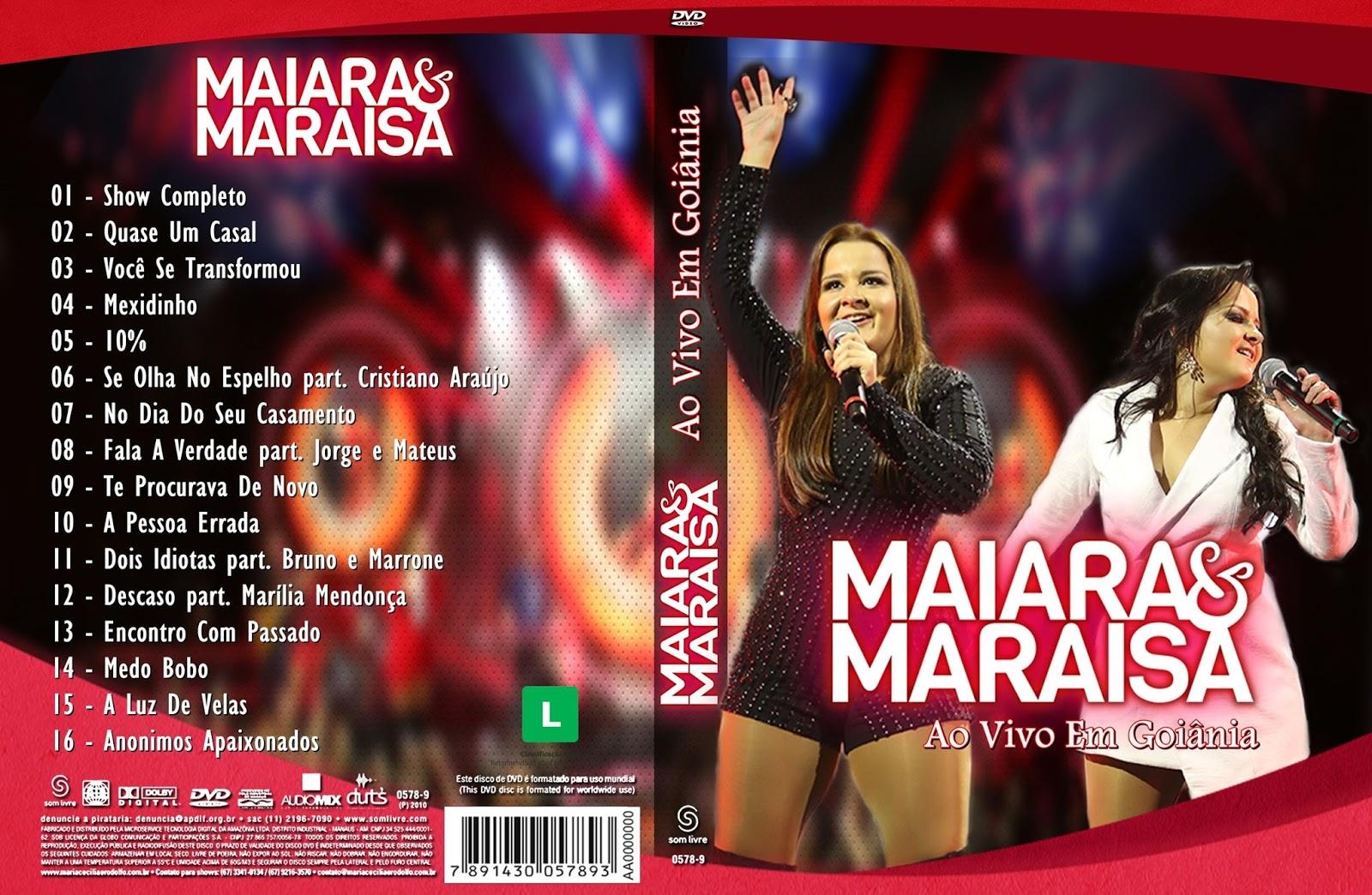 E MARRONE GOIANIA EM BRUNO DVD BAIXAR