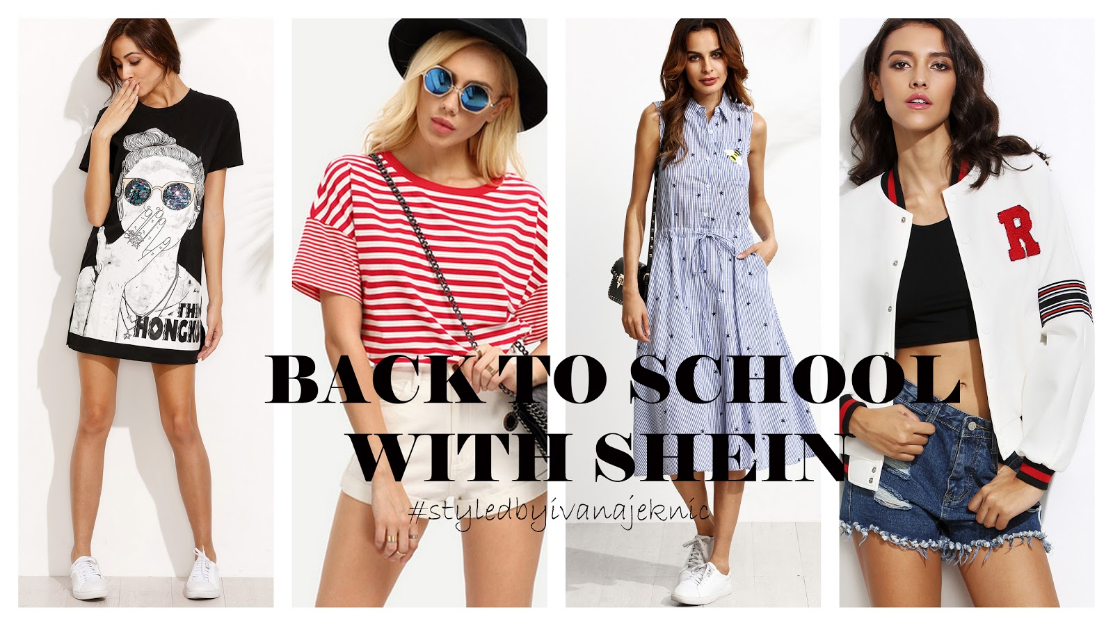 7543f08578 BACK TO SCHOOL WITH SHEIN | The Nine by Ivana