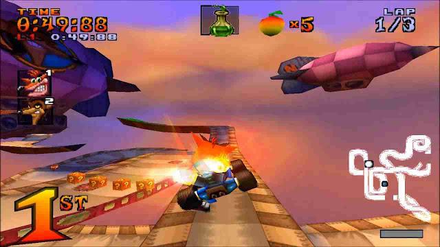Crash Team Racing Psx Iso