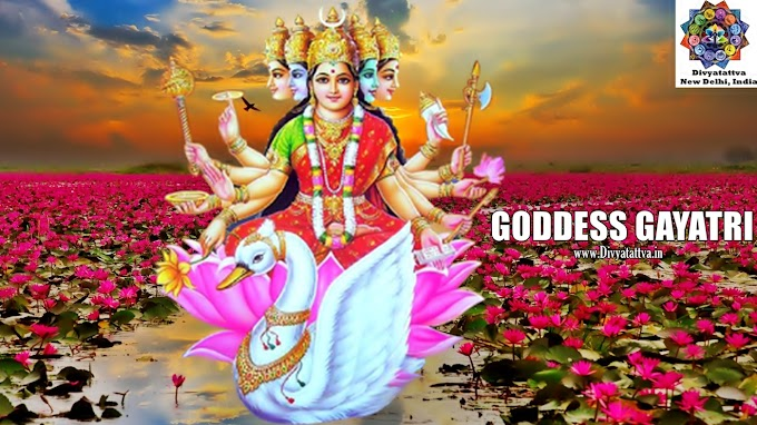 Goddess Gayatri HD Wallpapers Gayatri Devi Mantra Pictures by Rohit Anand