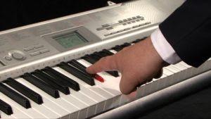 Chức năng ba bước tự học trên đàn Organ Casio phím sáng