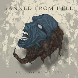 Banned From Hell - Fall Of Humanity (2016) - Album Download, Itunes Cover, Official Cover, Album CD Cover Art, Tracklist