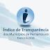 Agrestina sobe 100 posições no ranking do Portal da Transparência