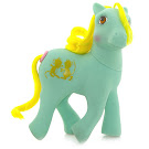 My Little Pony Woosie Year Six Happy Tails Ponies G1 Pony