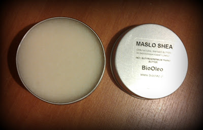 Masło Shea - Biooleo