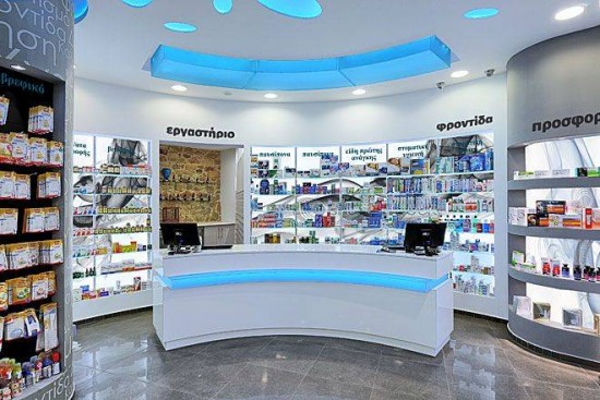 decor pharmacies - Pharmacy Design Ideas