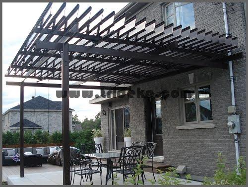 Kanopi Baja Ringan Untuk Dapur Atap Buka Tutup,atap Carport, Aluminium, Canopy ...