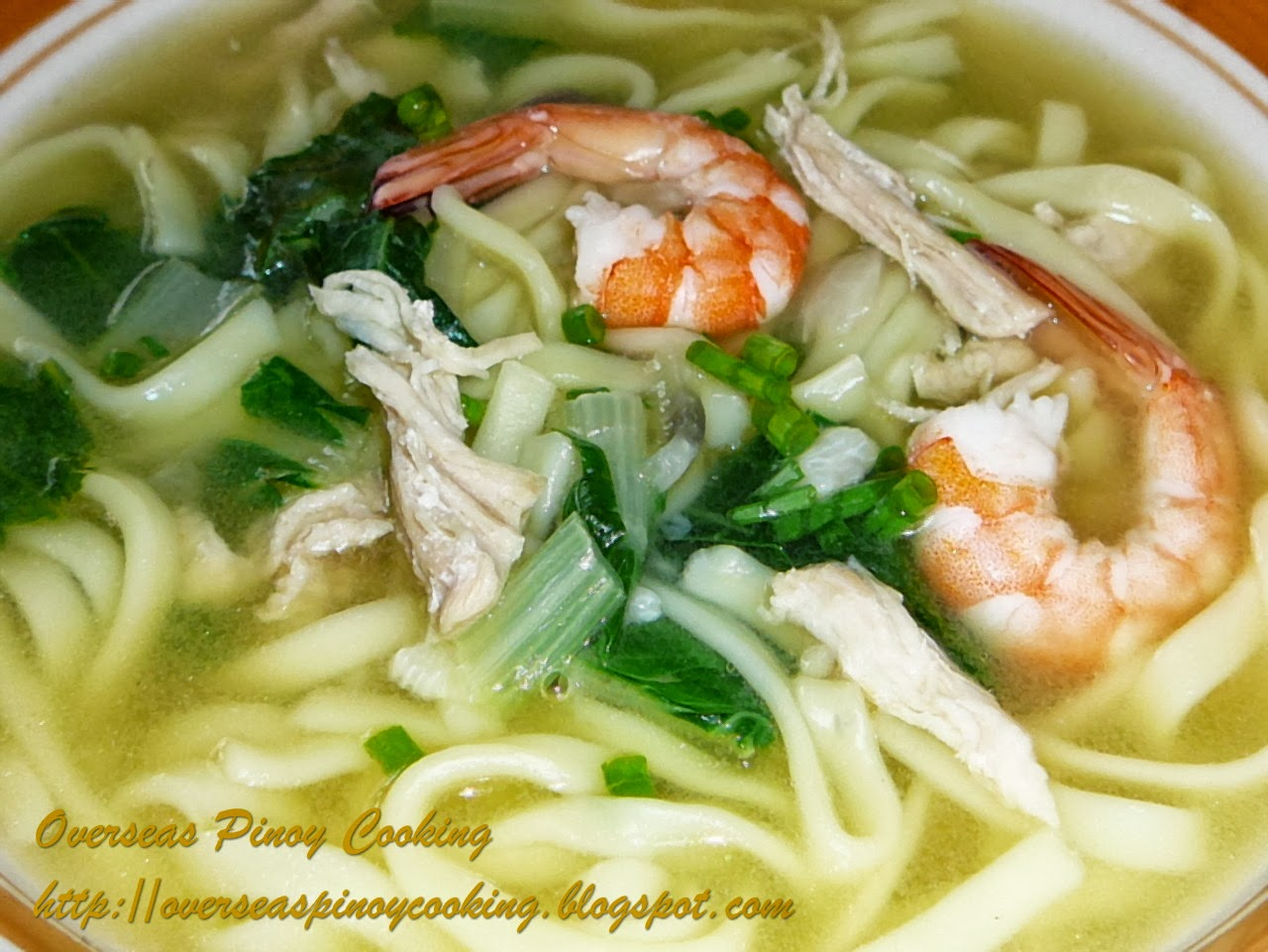 How To Cook Miki Noodles Soup