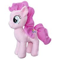 """MLP Pinkie Pie 12"""" Hasbro Plush"""