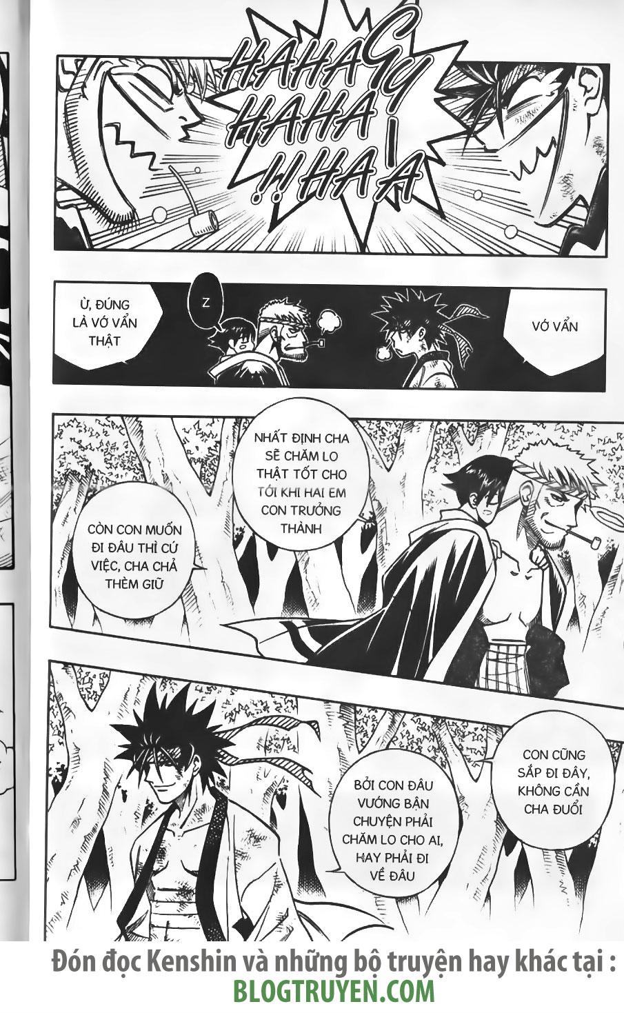 Rurouni Kenshin chap 234 trang 8