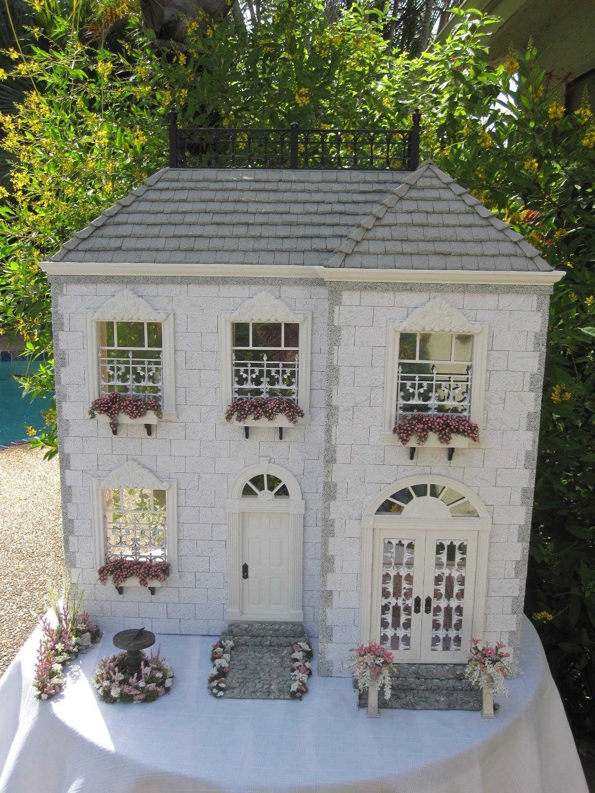 Vintage Dollhouse Kits Modern Home Interior Ideas