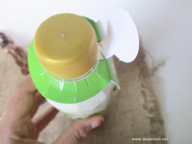 Allure Green Tea Latte Kemasan Botol