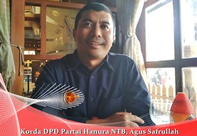 Hanura Optimis Ahyar Mori Menang Pilgub NTB