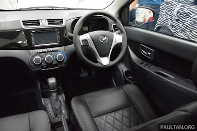 Perodua Bezza 1.0L and 1.3L Dual VVT-i
