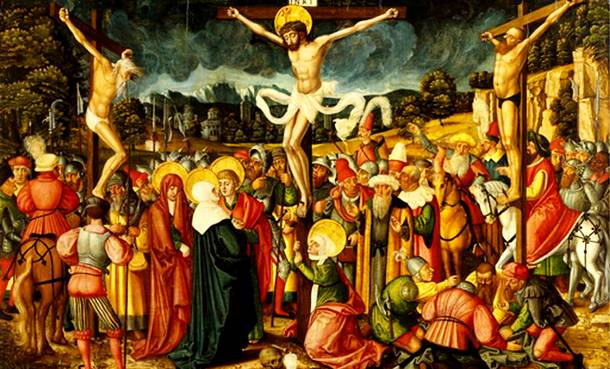 www.fertilmente.com.br - A Crucificação era bastante usada como tortura e execução no mundo antigo