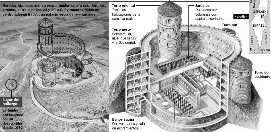 Hidden Architecture Herodium