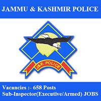 Jammu & Kashmir Police, J&K Police, freejobalert, Sarkari Naukri, J&K Police Answer Key, Answe Key, j&k police logo