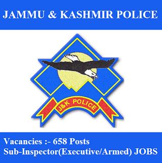 Jammu & Kashmir Police, J&K Police, freejobalert, Sarkari Naukri, J&K Police Admit Card, Admit Card, j&k police logo