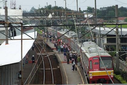 Cara Pergi Ke Pasar Minggu Dari Kalideres Menggunakan Commuter Line (KRL Jabodetabek)