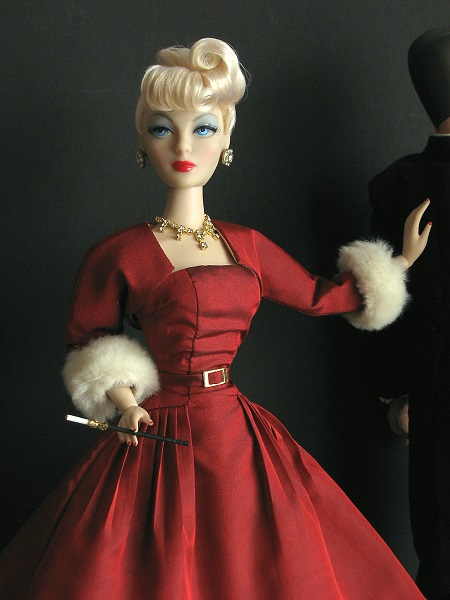sewing pattern for the Gene Marshall doll by Ashton Drake The Big Apple