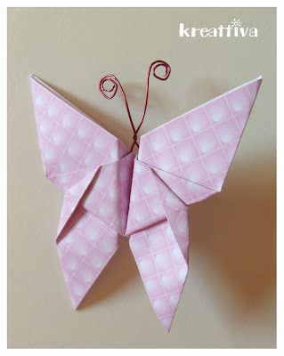 Farfalla origami Tutorial