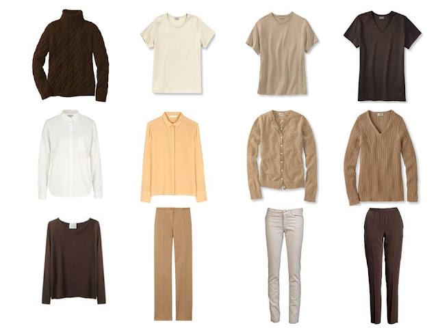 Minimalist Wardrobe, common wardrobe, basic wardrobe, 12-piece wardrobe