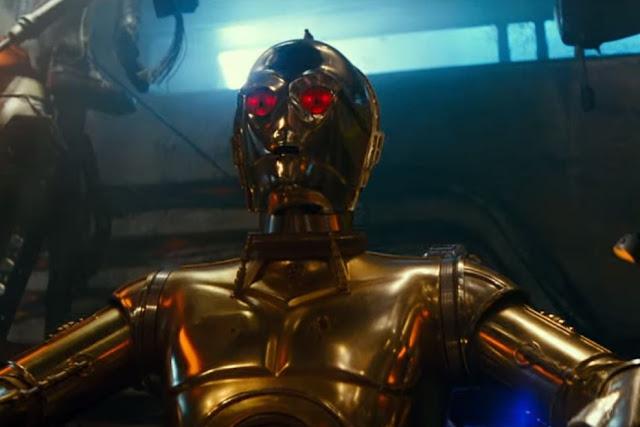 le trailer de Star wars: l'ascension de Skywalker qui sort le 18/12/19
