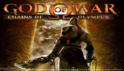 Download God Of War Chains Of Olympus PPSSPP ISO/CSO Save Data High Compress