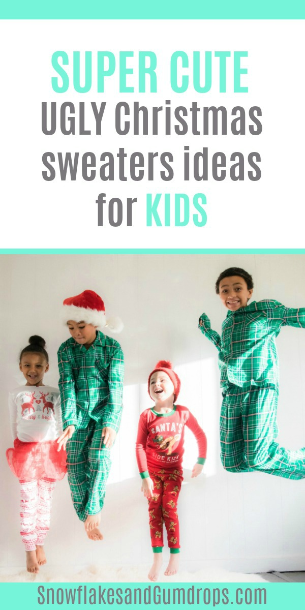 funny as hell but not really good for the kiddos ive created a list of great ugly sweater ideas for kids that youll love