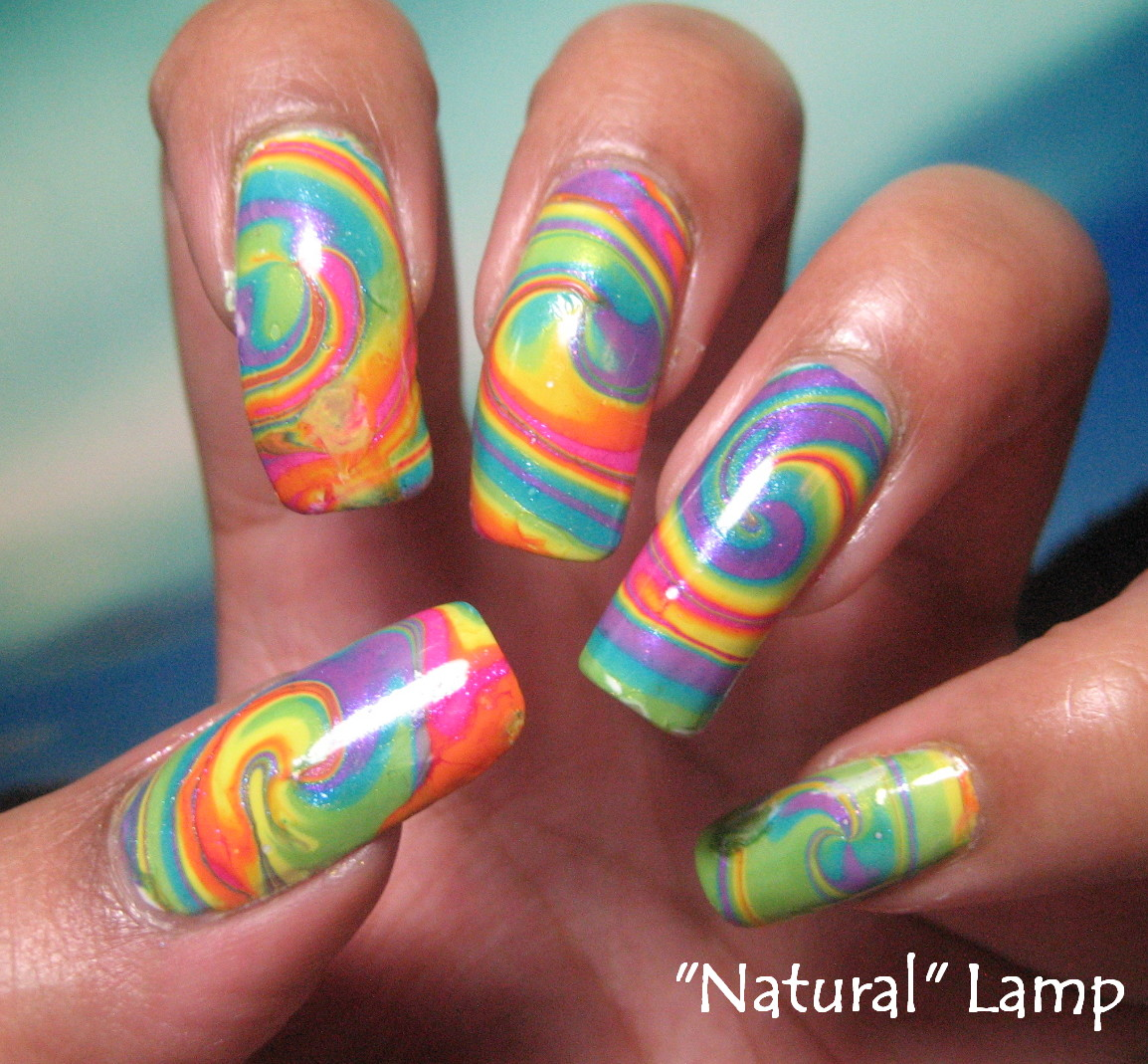My Simple Little Pleasures Notd Rainbow Double Spiral