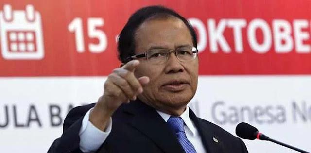 Siap Hadapi Somasi Nasdem, Rizal Ramli Himpun Pengacara Seluruh Indonesia