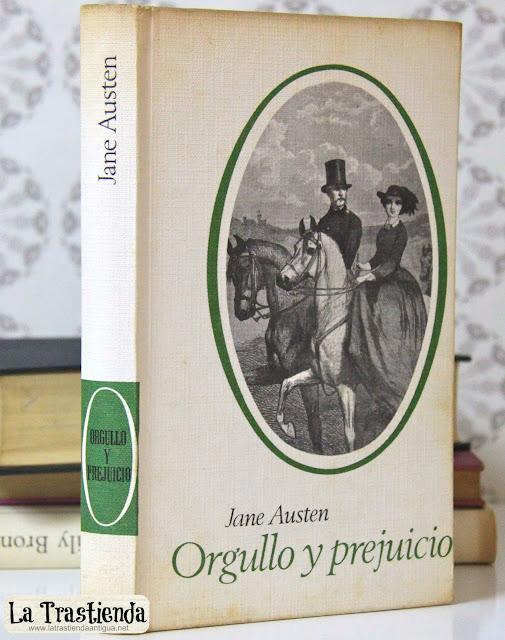 Libro de ocasión - Orgullo y Prejuicio - Jane Austen - Edición 1965