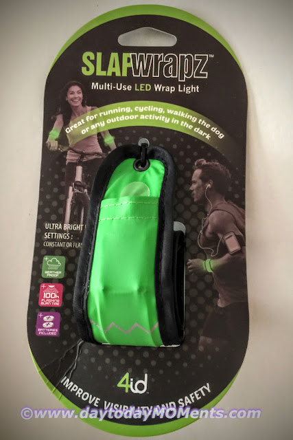 4id personal led wrap light