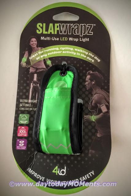 4id personal led wrap light