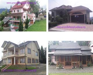 Penginapan Villa Murah Di Lembang Bandung