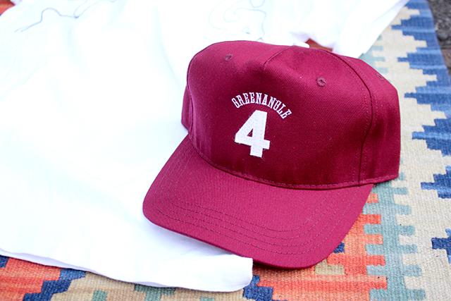 グリーンアングルgreenangle4周年記念アイテムtシャツtshirtstruckercap
