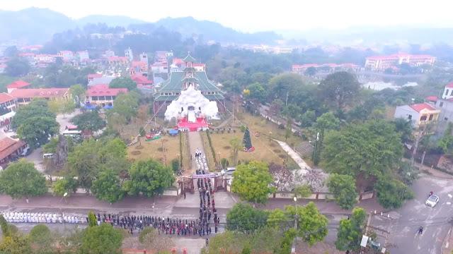Lễ truyền chức Phó tế và Linh mục tại Giáo phận Lạng Sơn Cao Bằng 27.12.2017 - Ảnh minh hoạ 252
