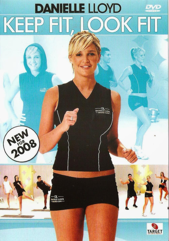 C-List Celebrity Workouts: Danielle Lloyd – Keep Fit Look Fit