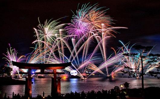 New Years Eve Osaka 2018
