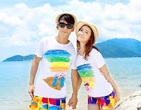 Free T-Shirt Couple