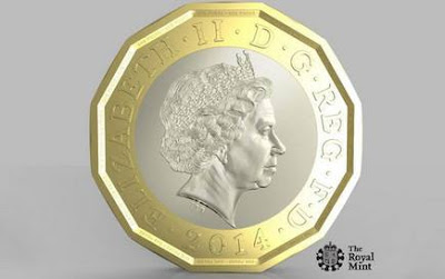 Britain to launch new pound coin to deter counterfeiters