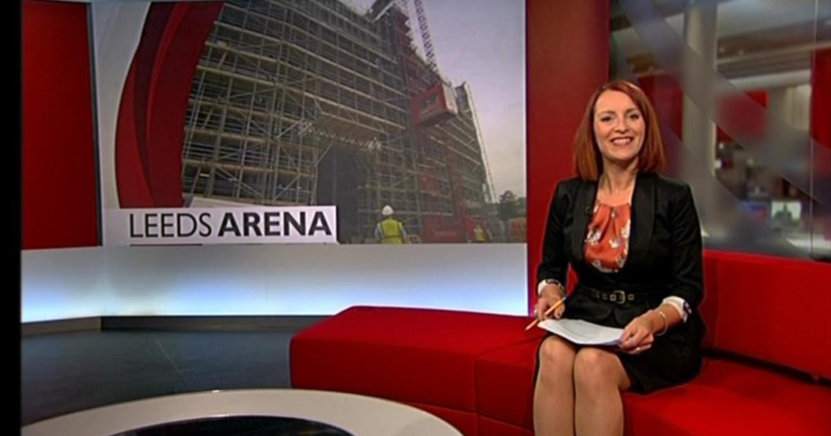 UK Regional News Caps: Charlotte Leeming - BBC Look North (Yorks)